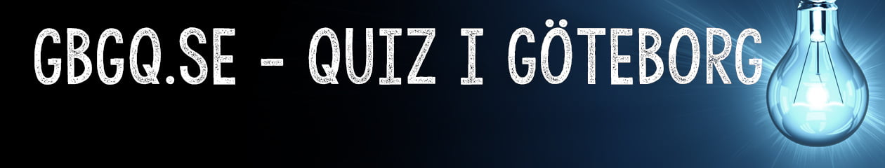 GBGQ.se – Quiz i Göteborg